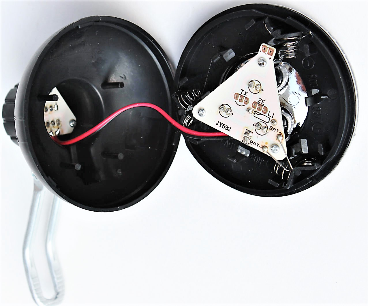3er led scheinwerfer fahrrad beleuchtung klassik form o. Black Bedroom Furniture Sets. Home Design Ideas